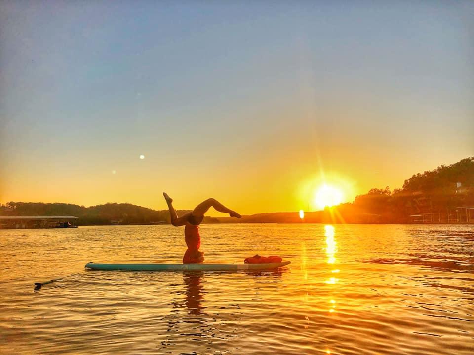 SUP Yoga Kali